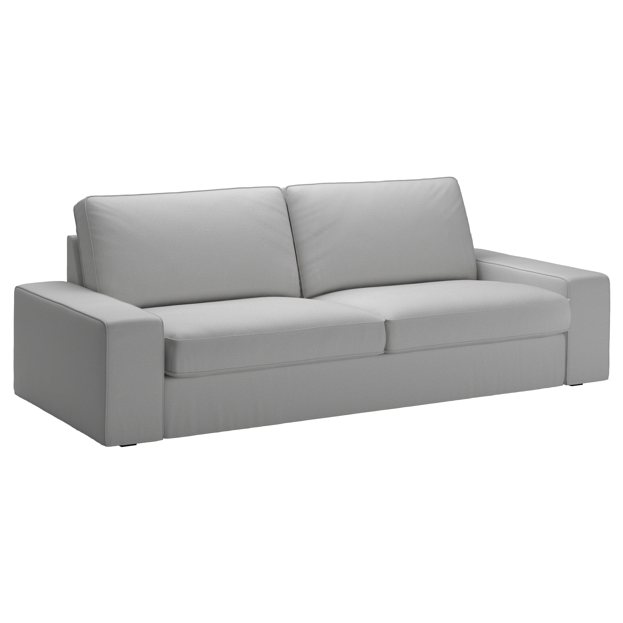 Sofa Extensible 3 Plazas Xtd6 Kivik sofà 3 Plazas orrsta Gris Claro Ikea