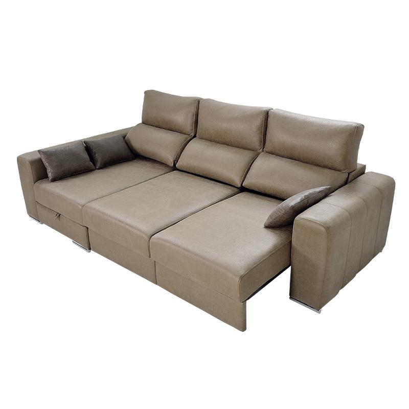 Sofa Extensible S1du Chaiselongue Modelo Megan