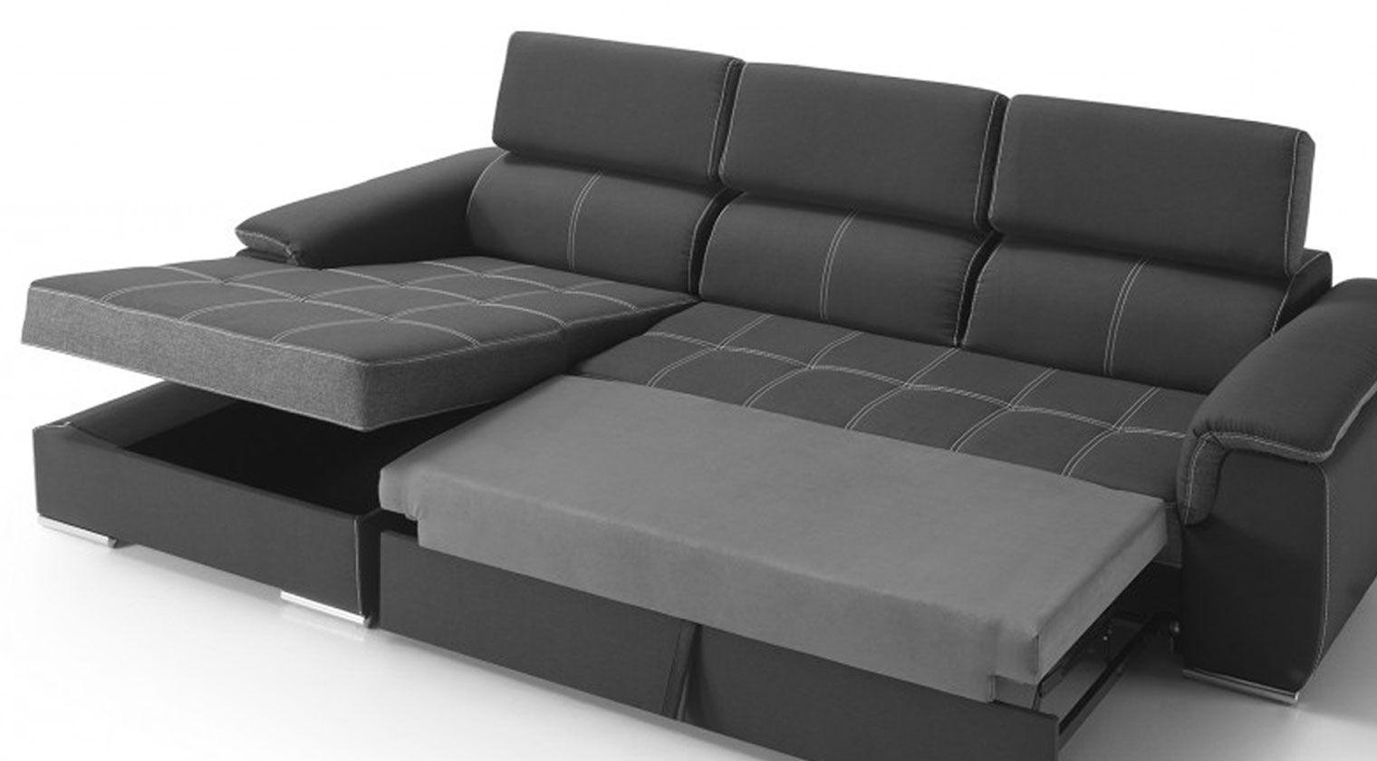 Sofa Extensible Xtd6 Chaise Longue Kibo Fas Cama Extensible Nido