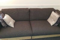 Sofa Exterior Ikea 4pde Grey Ikea Fabric sofa Nockeby In southside Glasgow Gumtree