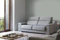 Sofa Fondo Reducido Zwd9 sofà Modelo Motril Con Fondo Reducido En Tela Antimanchas Sidivani