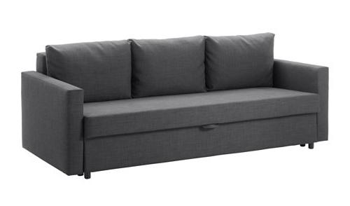 Sofa Friheten D0dg Friheten Sleeper sofa Pillow Backs Ikea Hackers