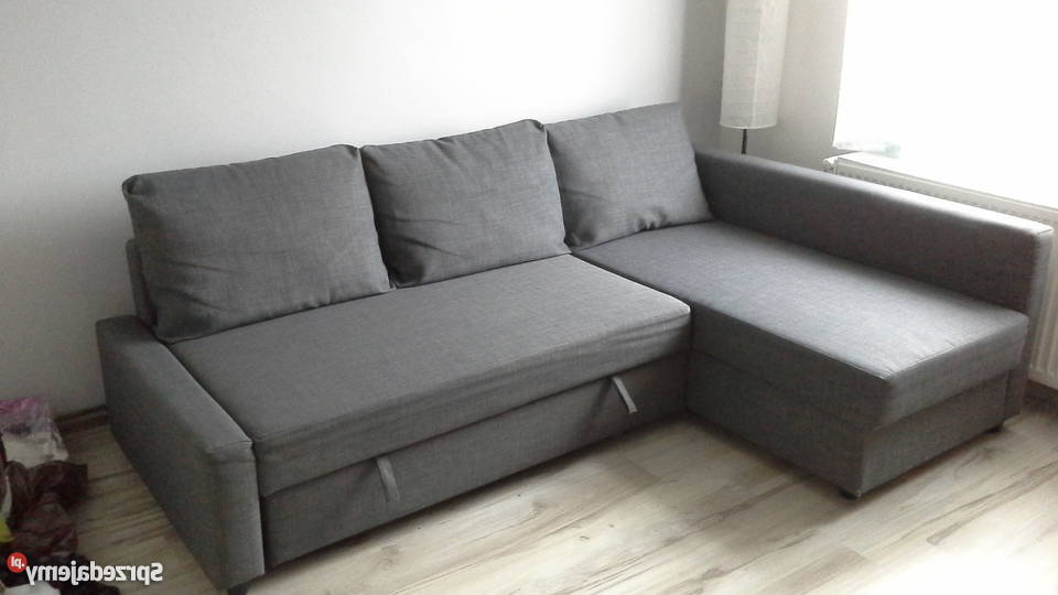 Sofa Friheten D0dg sofa NaroÅ Nik Ikea Friheten Stan Bdb WrocÅ Aw Sprzedajemy