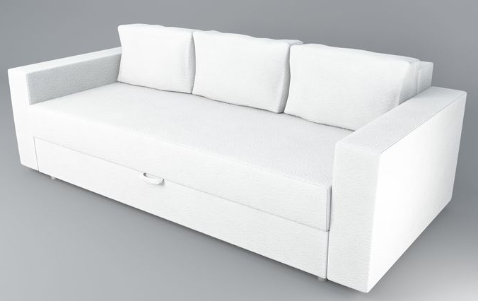 Sofa Friheten Q5df 3d Model sofa Bed Ikea Friheten Cgtrader
