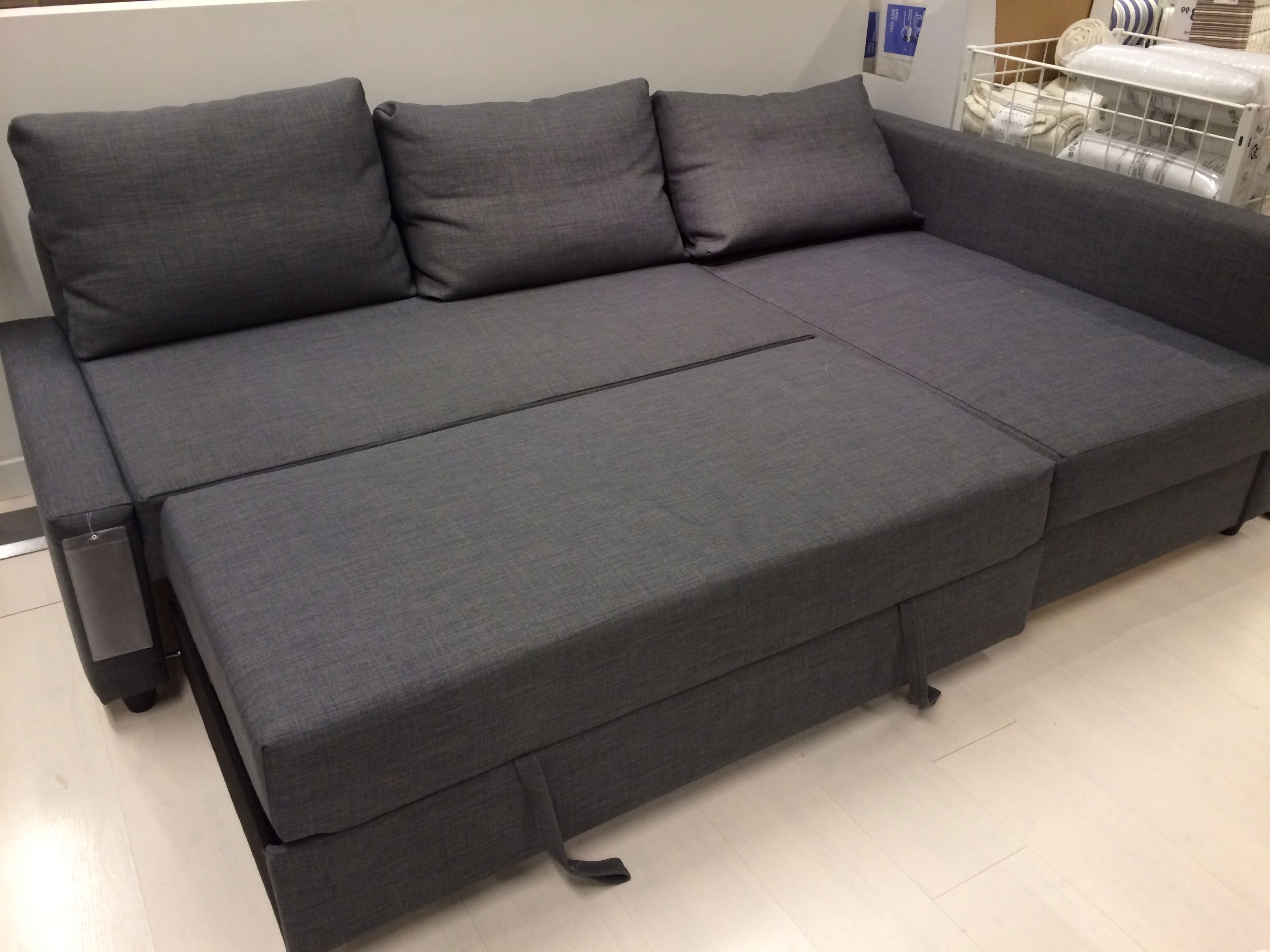 Sofa Friheten Txdf Friheten Corner sofa Bed Skiftebo Dark Grey Ikea for ashleigh