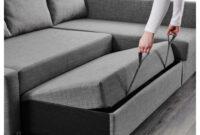 Sofa Friheten Y7du Friheten Corner sofa Bed with Storage Skiftebo Dark Grey Ikea