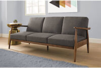 Sofa Futon Tqd3 Better Homes and Gardens Flynn Mid Century Futon Multiple Colors