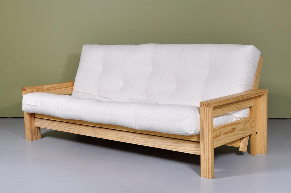 Sofa Futon Xtd6 Metro Futon sofa Bed Innature