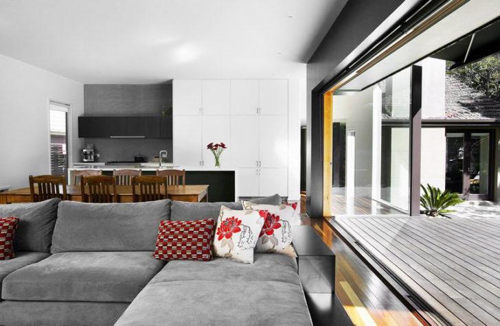 Sofa Gris Como Pintar Las Paredes 3id6 Binar Un Gris Suave En Paredes Casa Y Color