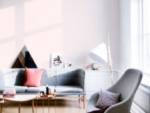 Sofa Gris Como Pintar Las Paredes D0dg Un Precioso Salà N Con Un sofà Gris O Protagonista Lady Enreos