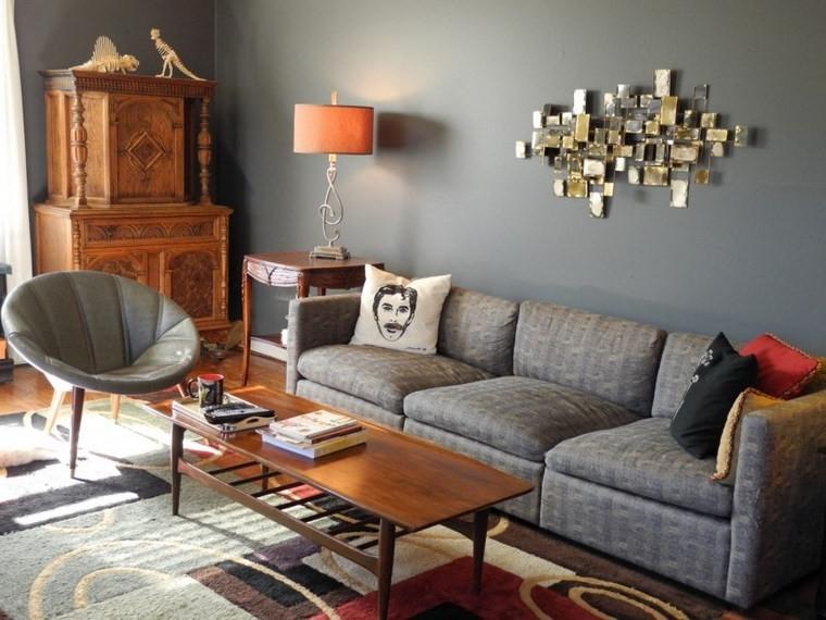 Sofa Gris Como Pintar Las Paredes E6d5 Colores De Pintura 50 Ideas Para El Salà N