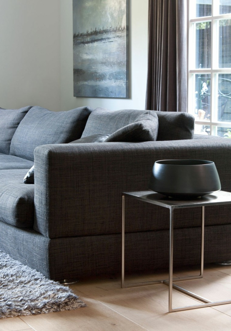 Sofa Gris Como Pintar Las Paredes Ipdd Decoracià N De Interiores Modernos En Gris Y Blanco