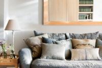 Sofa Gris Como Pintar Las Paredes Q5df Salones Con toques En Gris