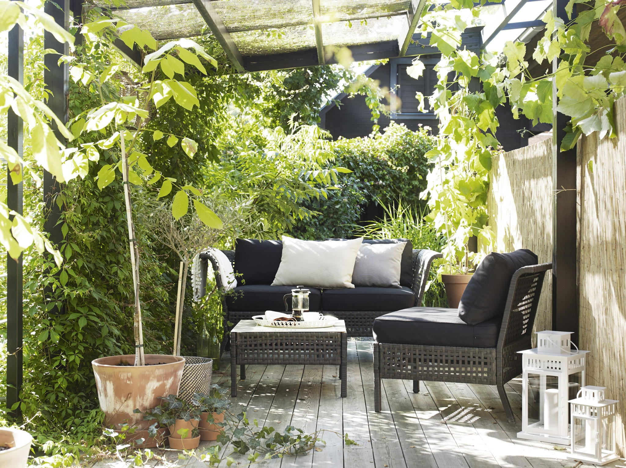 Ikea muebles de exterior finest ikea mesas de jardin ikea for Muebles exterior online