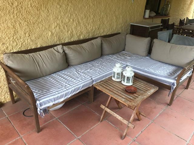 Sofa Jardin Segunda Mano Y7du sofa Jardin De Segunda Mano Por 250 En El Masnou En Wallapop