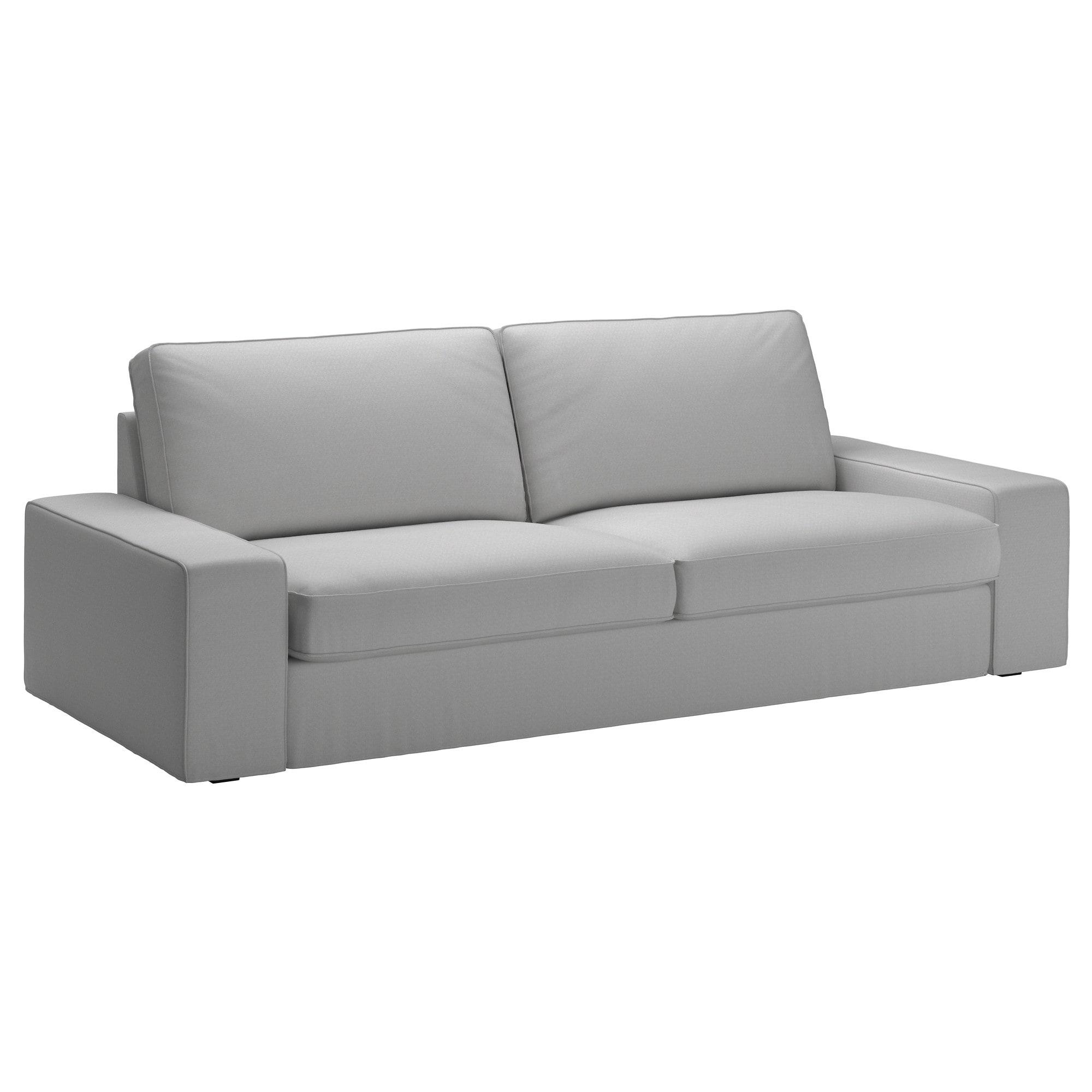 Sofa Kivik 3 Plazas Txdf Kivik sofà 3 Plazas orrsta Gris Claro Ikea