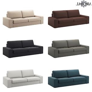 Sofa Kivik Ikea 9ddf Ikea Kivik Cover 3 Seat sofa Various Colours sofa Not Included Ebay