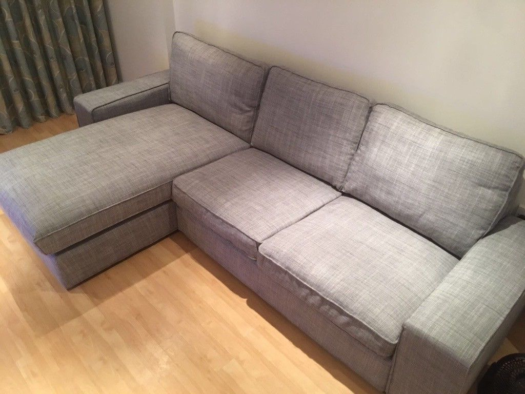 Sofa Kivik Ikea Drdp Ikea Kivik sofa 8 Month Old In isunda Grey Like Brand New In