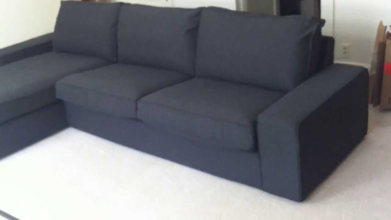 Sofa Kivik Ikea Ftd8 Ikea Kivik sofa assembly Service Video In Upper Marlboro Md by
