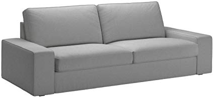 Sofa Kivik Ikea Whdr the Dense Cotton Kivik sofa Bed Cover Replacement is
