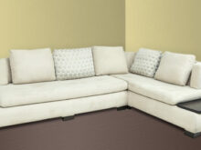 Sofa L Wddj L Shape Sectional Corner sofa with Left Lounger In Off White