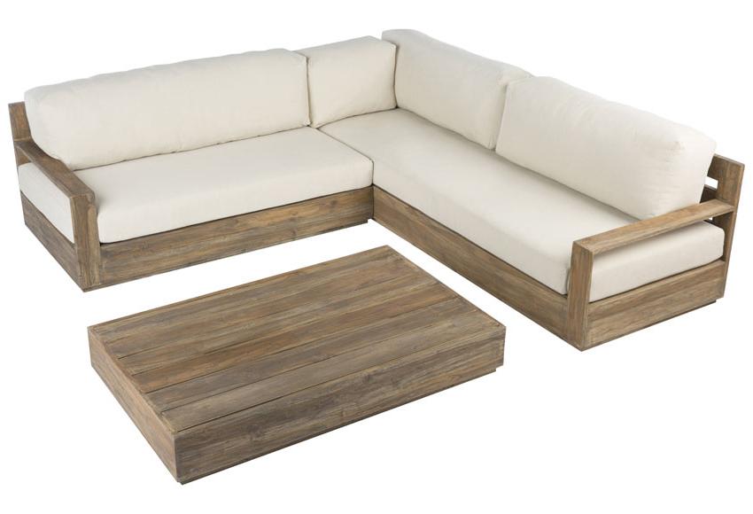 Sofa Madera 3id6 Sofa De Madera De Teca Genteng Bahia Ref Leroy