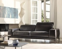Sofa Marron Chocolate Q5df sofà De Piel De 3 Plazas Natuzzi Borghese Marrà N Chocolate  Hogar