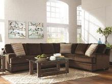 Sofa Marron Chocolate U3dh Chocolate Brown Textured Velvet Corner sofa Sectional Living Room