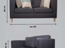 Sofa Medidas