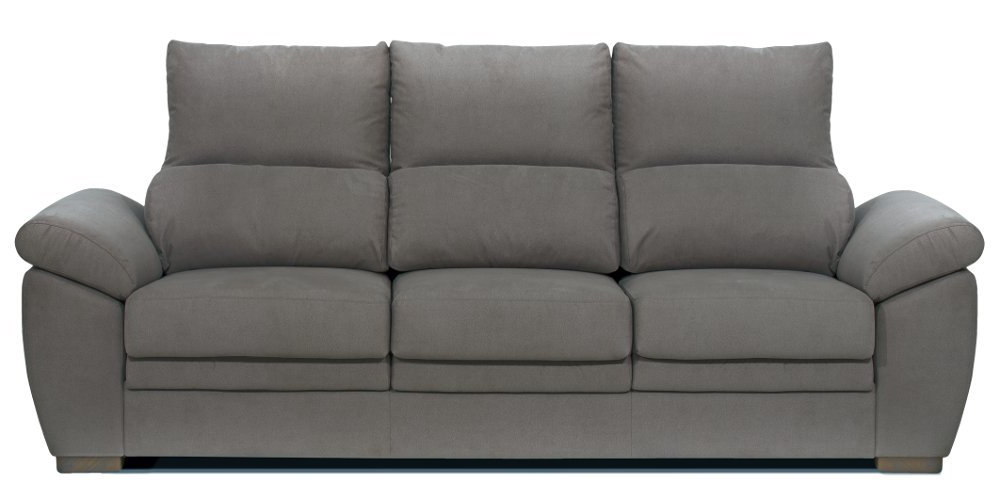 Sofa Microfibra Zwd9 sofà 3 Plazas De Microfibra Argos Conforama