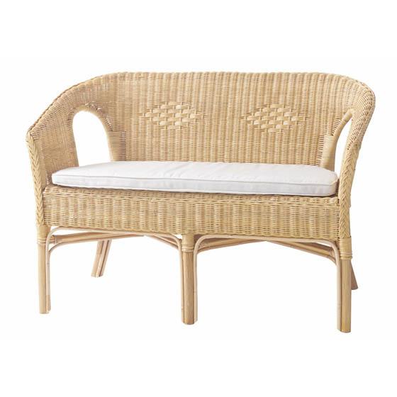 Sofa Mimbre 4pde sofà De Mimbre