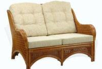 Sofa Mimbre Bqdd Detalles Acerca De Jam Diseà O Hecho A Mano Natural Mimbre sofà De Mimbre Lounge De Dos Plazas Crema Cojà N Mostrar Tà Tulo original