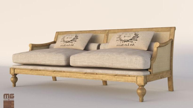 Sofa Mimbre Etdg sofà Vintage Domestika