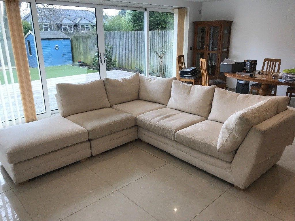 Sofa Modular 4pde Multiyork Nevada Modular Corner sofa Suite Incl Footstool Spare