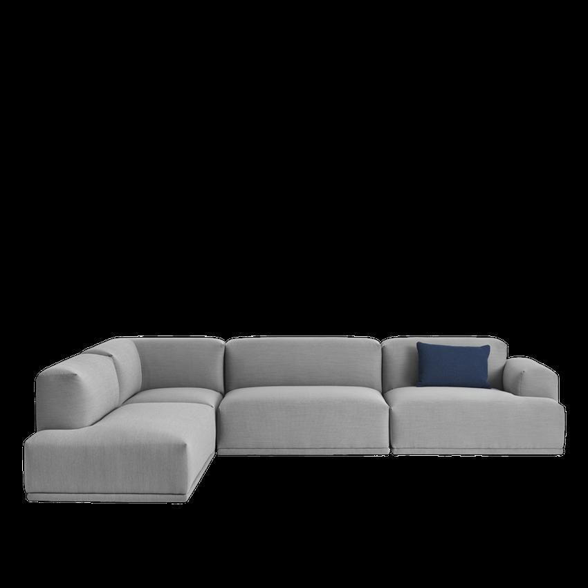Sofa Modular Budm Connect Modular sofa System Customise the sofa for Your Space