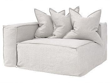 Sofa Modular Irdz Hendrix Modular sofa Right Hand Standard Section by Uniqwa