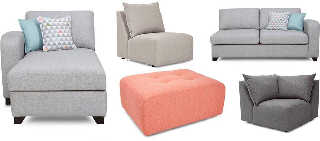 Sofa Modular Rldj Modular sofas Dfs