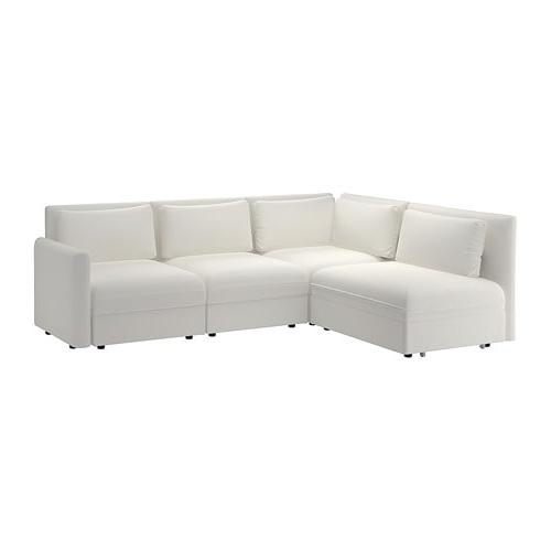 Sofa Modular S5d8 Vallentuna Modular Corner sofa 3 Seat sofa Bed and Storage Murum