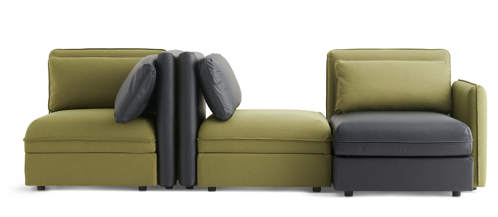 Sofa Modular X8d1 Modular sofas Sectional sofas Ikea