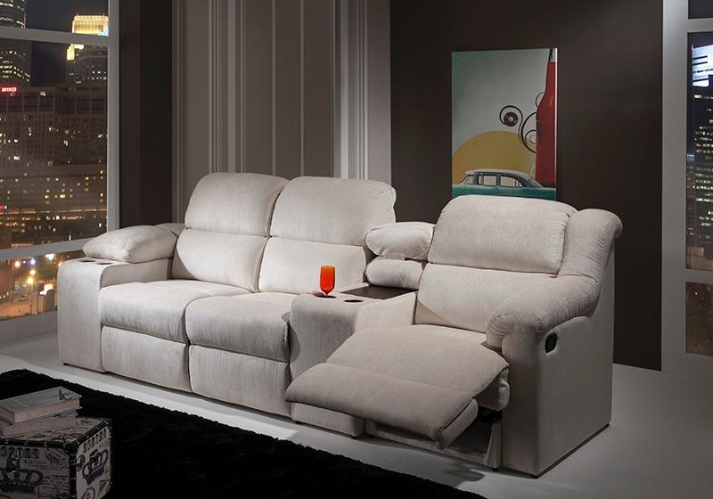 Sofa Motorizado D0dg sofà 3 Lugares Articulado Reclinà Vel Motorizado Abrir Fecha R