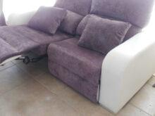 Sofa Motorizado U3dh Mil Anuncios sofa Relax Chenilla Y Piel Motorizado