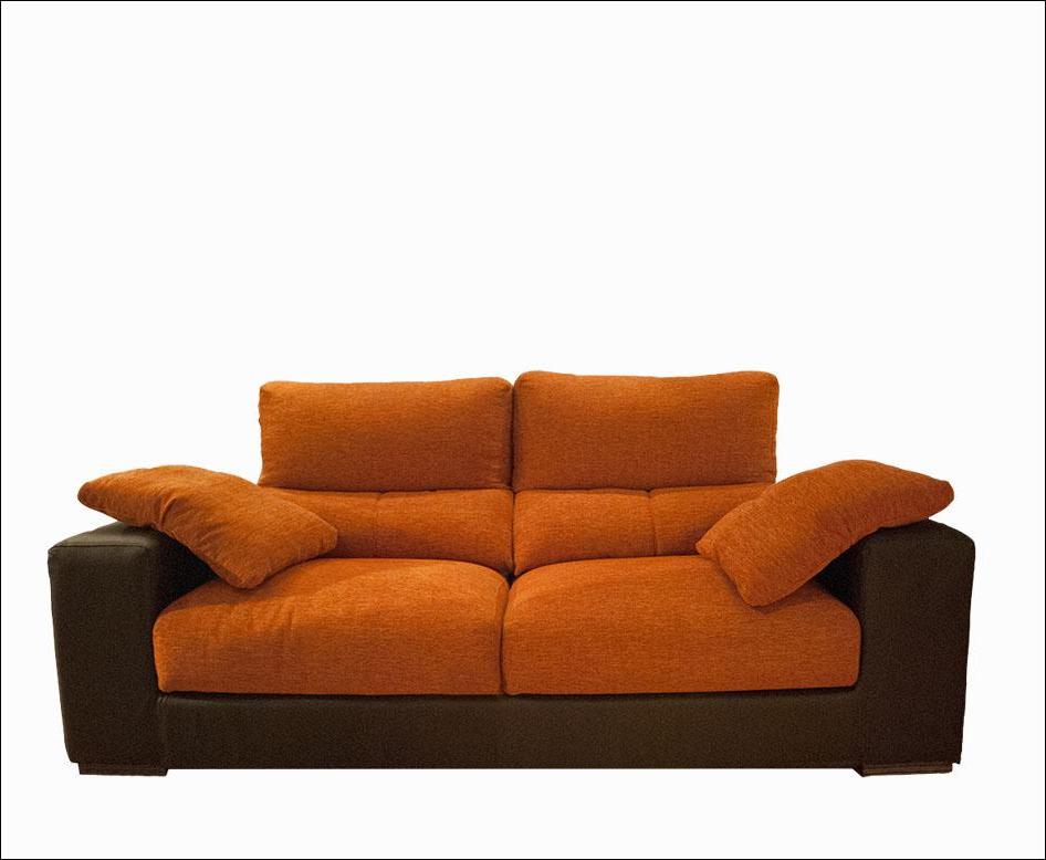 Sofa Naranja U3dh sofà Naranja De 3 Plazas