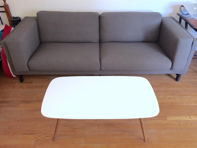 Sofa Nockeby 0gdr Ikea Nockeby sofa for Sale In New York Ny Item 2djd Trove Market