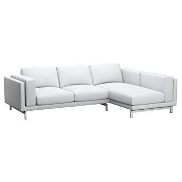 Sofa Nockeby 0gdr soferia Ikea Nockeby 2 Seat sofa Cover with Left