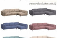 Sofa Nockeby 8ydm Ikea Nockeby 2 Seat sofa Cover with Left Chaise Longue Over 20