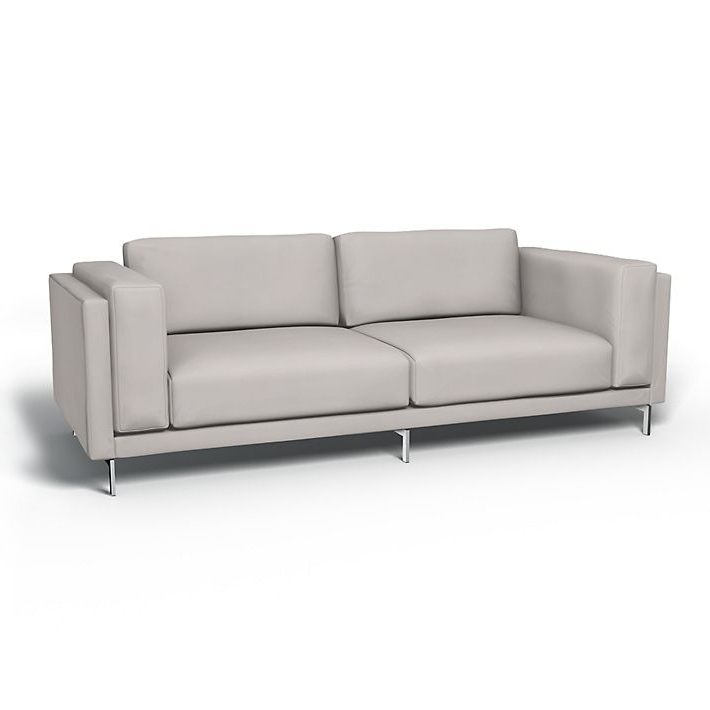 Sofa Nockeby Bqdd Nockeby 3 Seater sofa Cover Bemz