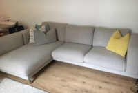 Sofa Nockeby D0dg Used Ikea Nockeby Corner sofa In Wc1h London for  495 00 Shpock