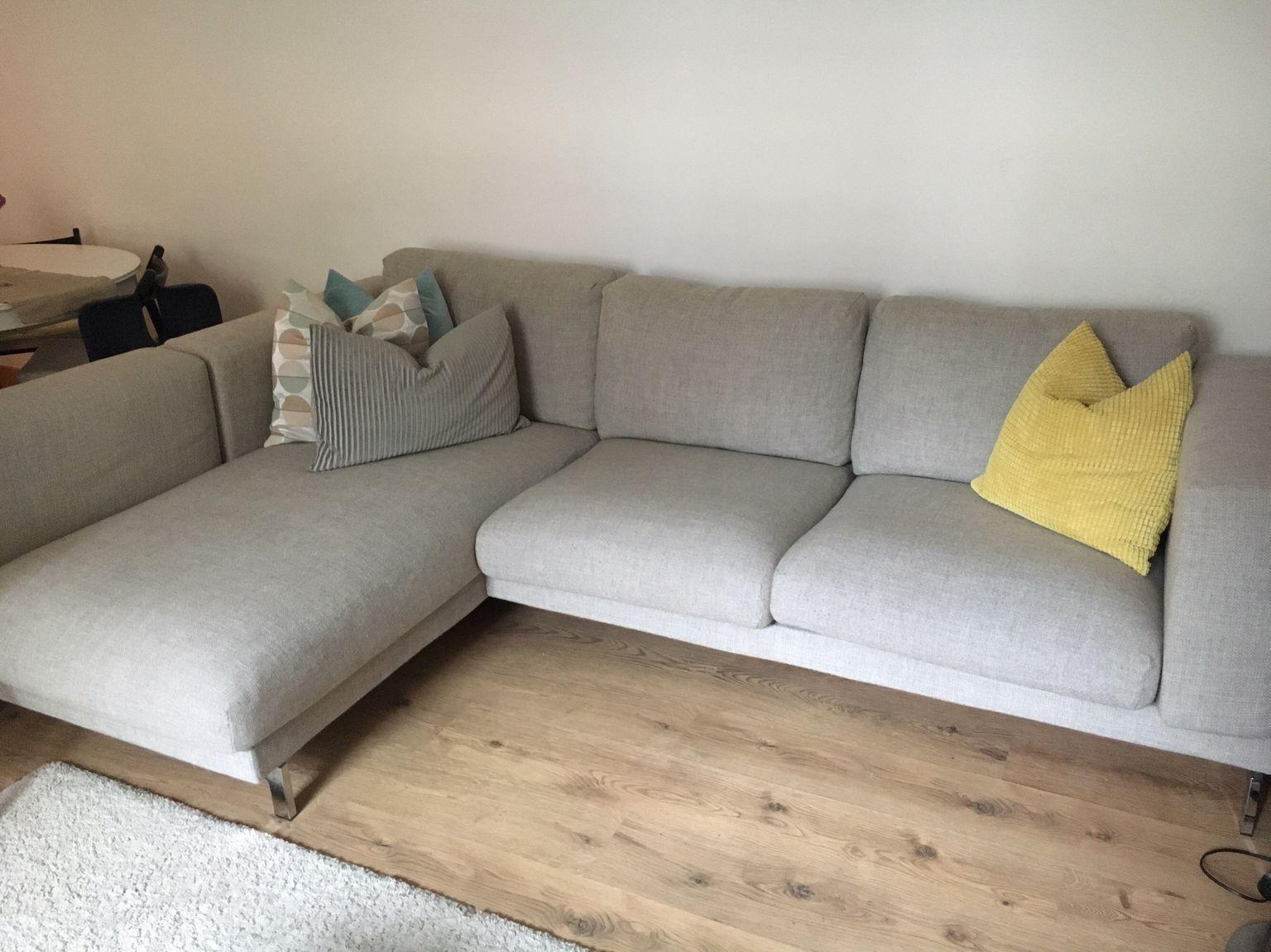 Sofa Nockeby D0dg Used Ikea Nockeby Corner sofa In Wc1h London for 495 00 Shpock