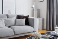 Sofa Nockeby Dwdk Living Room Update Part One the Ikea Nockeby sofa is In It S