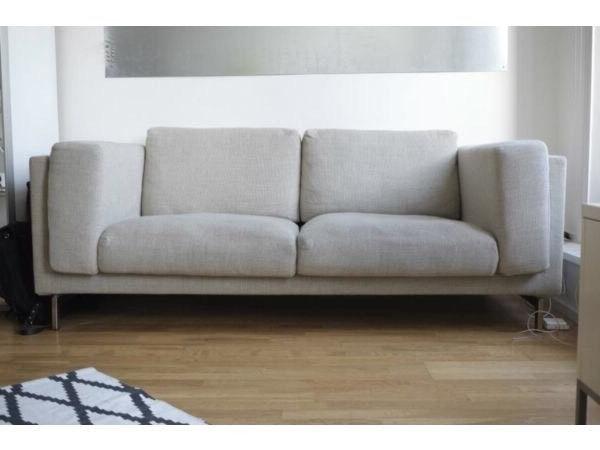 Sofa Nockeby H9d9 Ikea Nockeby Two Seat sofa In Camden town London Gumtree